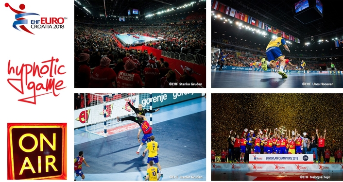 From 12 to 28 January, 16 national teams from all across Europe competed in Split, Poreč, Zagreb and Varaždin to finally be crowned European champion
