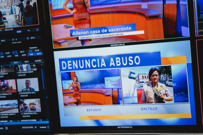 Successful Saltillo TV news workflow to be rolled out across Mexico