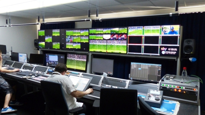Sky chooses Sony to deliver innovation and quality in its new sports broadcast hub in Unterföhring