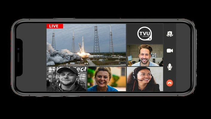 TVU Networks' New Feature for Social Production Enables Real-time Virtual Communication and Interaction Among Production Crew and Talent