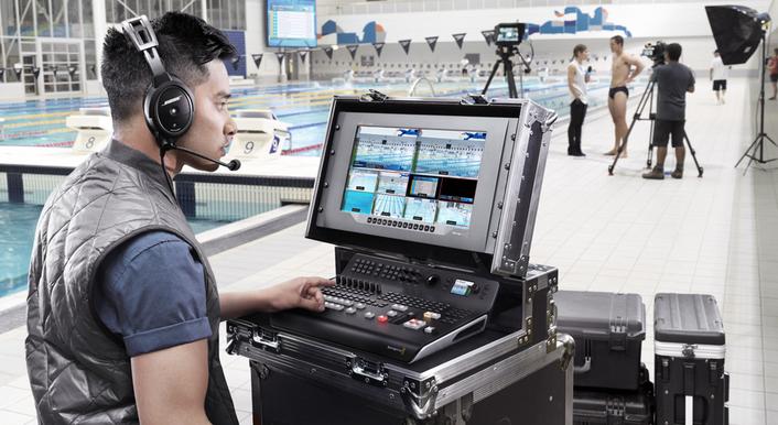 New ATEM Television Studio Pro 4K
