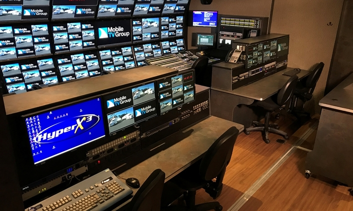 With 41HDX and 42FLEX Trucks, Mobile TV Group Blurs the Line Between National, Regional Productions