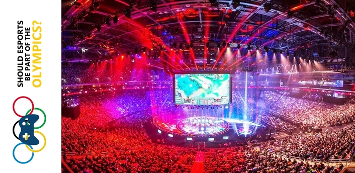 Esports and Its Role in the Olympics