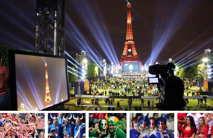 With 24 teams competing across 10 host cities and 2.4 million spectators attending an unprecedented total of 51 matches, UEFA EURO 2016 was officially the biggest UEFA European Championship ever