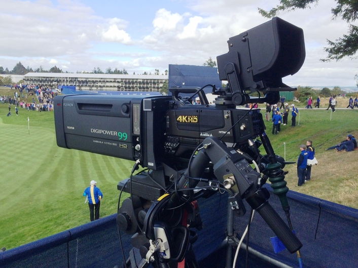 Compact ob vehicles live production tv for Camera it web tv