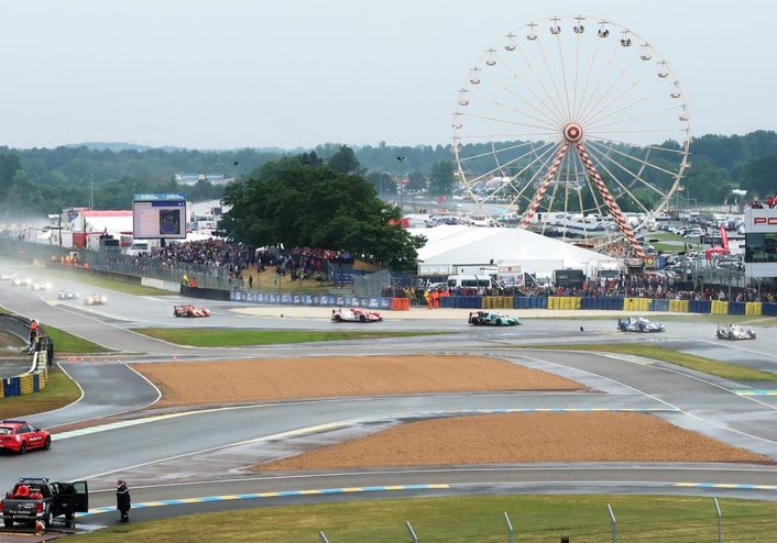 Millenium Signature at the 24h of Le Mans