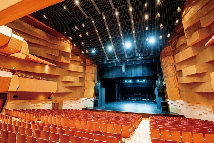 Seongnam Arts Center Completes State-of-the-Art Upgrade with Clear-Com