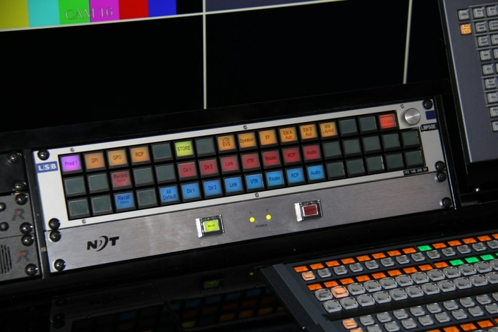 Jiangsu TV's new IP-based 4K OB truck mixes audio with  Lawo mc²56 and ruby consoles