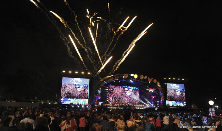 Take That and Shania Twain also take Hyde Park by storm on BBC's big weekend