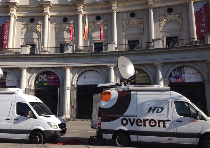 Spanish General Elections Covered by Overon