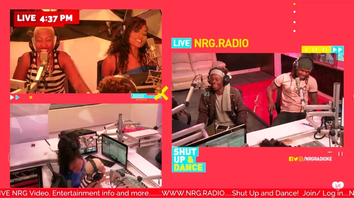 Talk of Nairobi: Kenya's NRG Radio goes on-air and streams with Lawo crystal, sapphire and R3LAY consoles