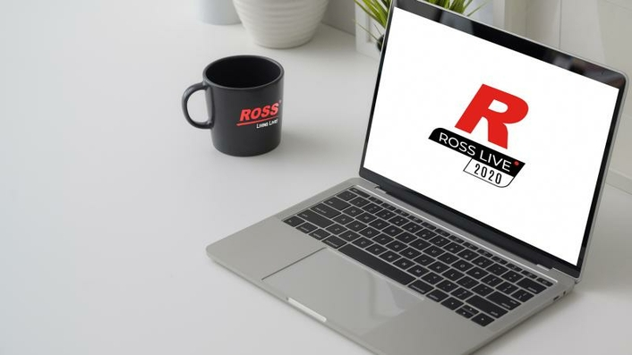 Following news last week of the forthcoming Ross Live program of product launches, solutions updates and live production seminars, Ross Video is now very pleased to unveil the program's ten-week schedule.