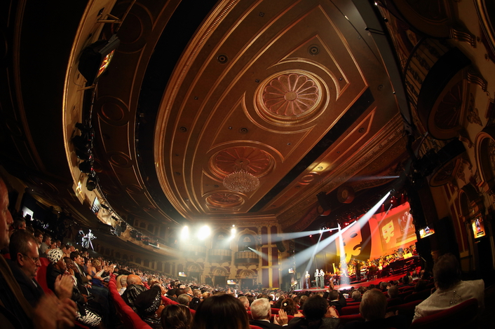 Philips Vari-Lite creates camera-ready looks on Naledi Theater Awards