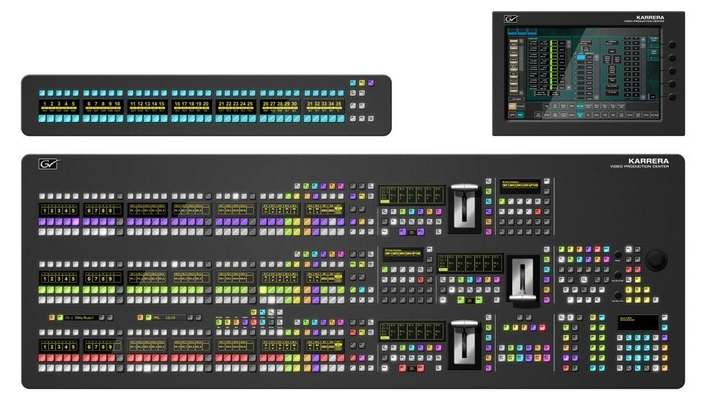 Grass Valley Solutions Take Studio Berlin's Live Production Capabilities to the Next Level