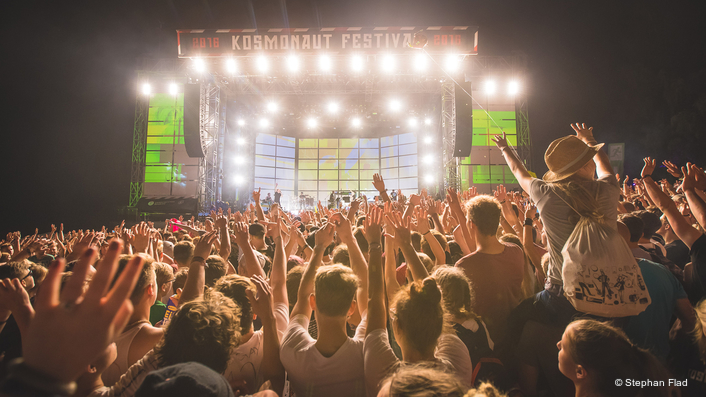 RESERVOIR ROCK, AS COMPLETE AUDIO TAKE MLA TO KOSMONAUT FESTIVAL