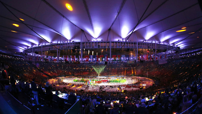 Rio 2016 sets records on the field of play and online