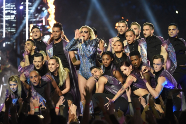 Sennheiser helps Lady Gaga spread her message of unity to an audience of millions at Super Bowl 51