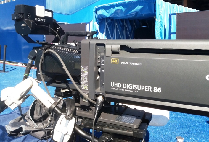 NEP UK selects Sony HDC-4300s to deliver live 4K to sports broadcasting market