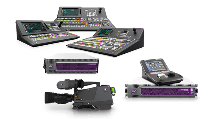STV Channel in Belarus Turns to Grass Valley for Live Production Solution