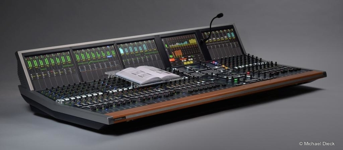 Stage Tec's CRESCENDO platinum with new technical highlights at the AES
