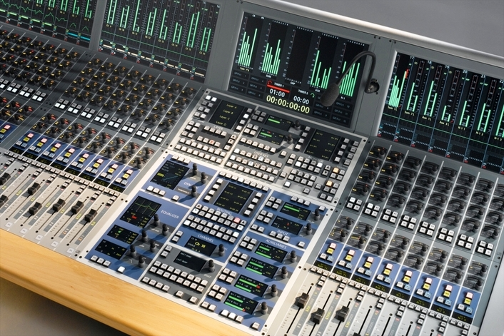 Stage Tec for digital studios at RTM Malaysia