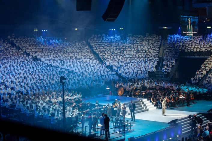 Stage Tec's cultural sponsorship during the Reformation anniversary year