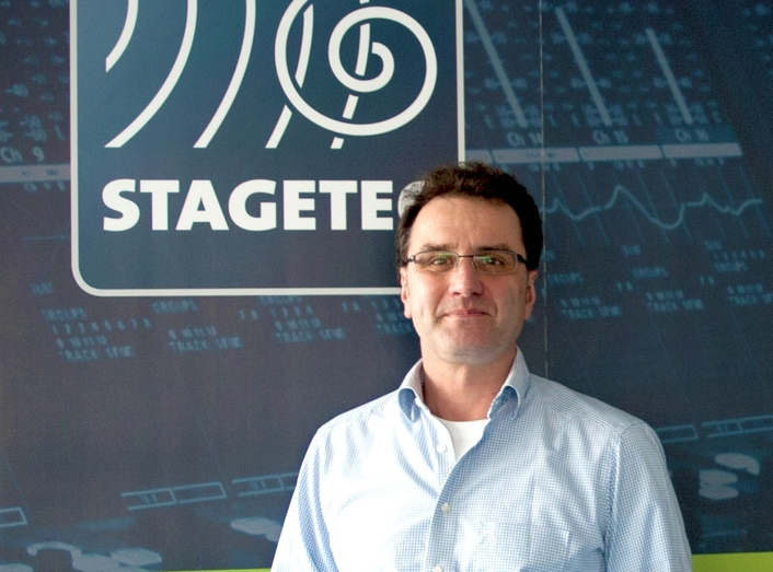 Sebastian Schmidt returns to Stage Tec