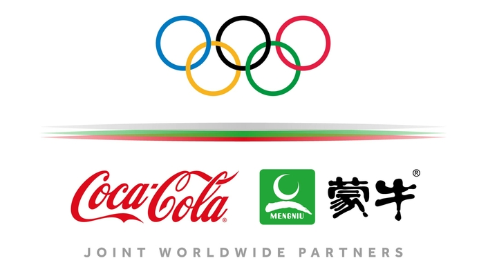 The IOC, The Coca-Cola Company and China Mengniu Dairy Company Ltd announce Joint Worldwide Olympic Partnership to 2032