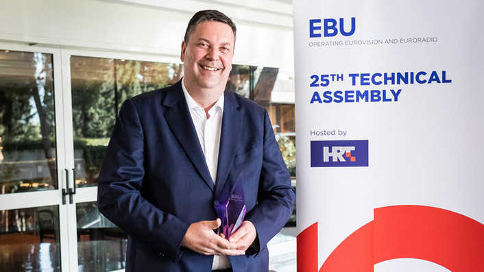 EBU T&I Award goes to pioneering all-IP OB truck