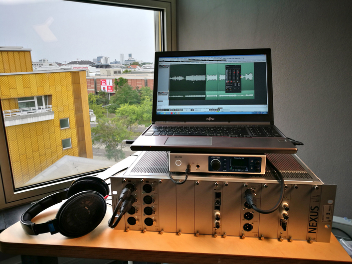 Berlin Philharmonie now with 96 kHz thanks to Stage Tec