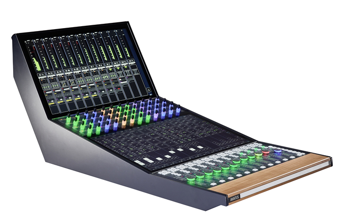 Stage Tec launches AVATUS IP console