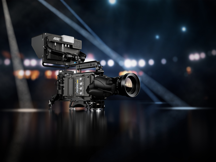 ARRI's new AMIRA Live camera is purpose-designed for multi-camera applications