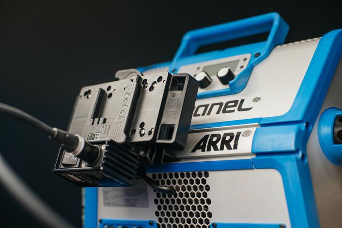 ARRI endorses B-Mount as a universal 24 V battery standard