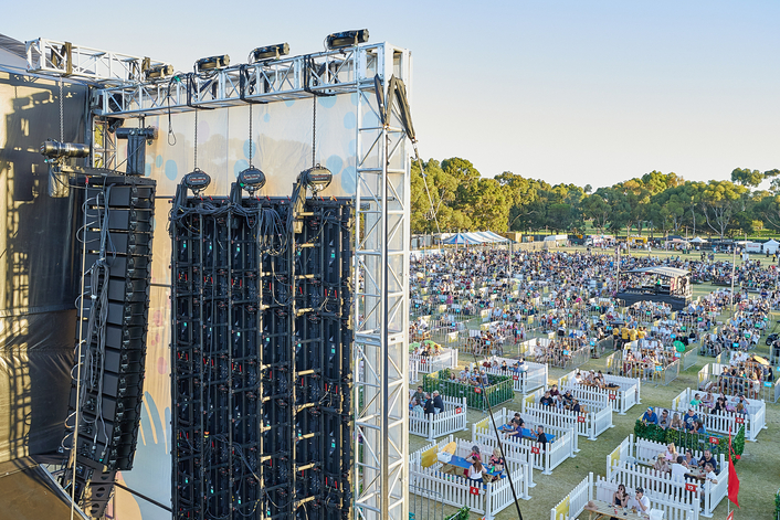 Party Pods Embraced for the New Festival Era