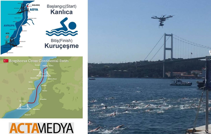 28th Samsung Bosphorus Intercontinental Swimming Competition