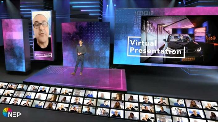 PWL Launches Virtual Event Studio