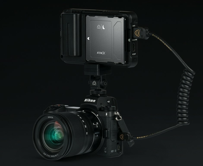 Atomos enables up to 4Kp30 ProRes RAW from Nikon Z 7II mirrorless cameras
