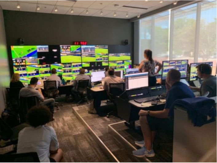 University of North Carolina chooses RTS intercoms for new ACC Network production facilities