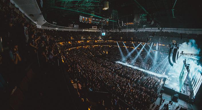 FALL OUT BOY'S MANIA WORLD TOUR USES POCKET CINEMA CAMERA 4K AND URSA BROADCAST