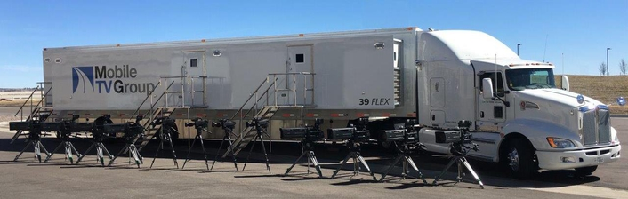 Mobile TV Group Hits the Road with All 4K/HDR Live Sports Truck
