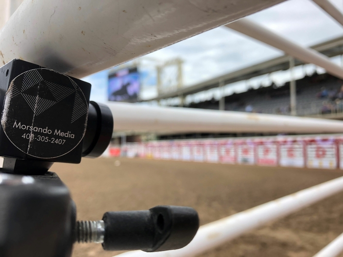 Marshall Electronics' Cameras Head to the Rodeo