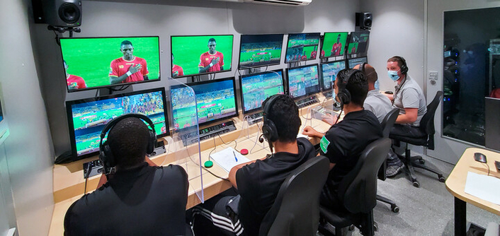 Video Assistant Referee in Africa came of age at the recent CHAN in Cameroon