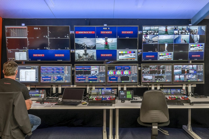Riedel Realizes Custom 360-Degree Technology Concept for Groundbreaking Coverage of 36th America's Cup
