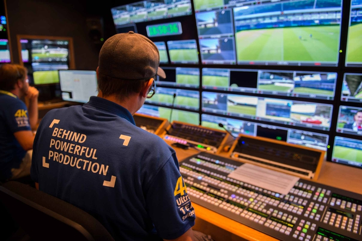 NEP Switzerland doubles 4K/UHD production capacities for 4K Swiss football production