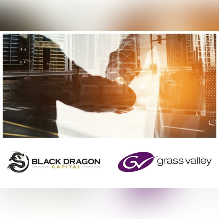 Grass Valley Acquisition by Black Dragon Capital Completed