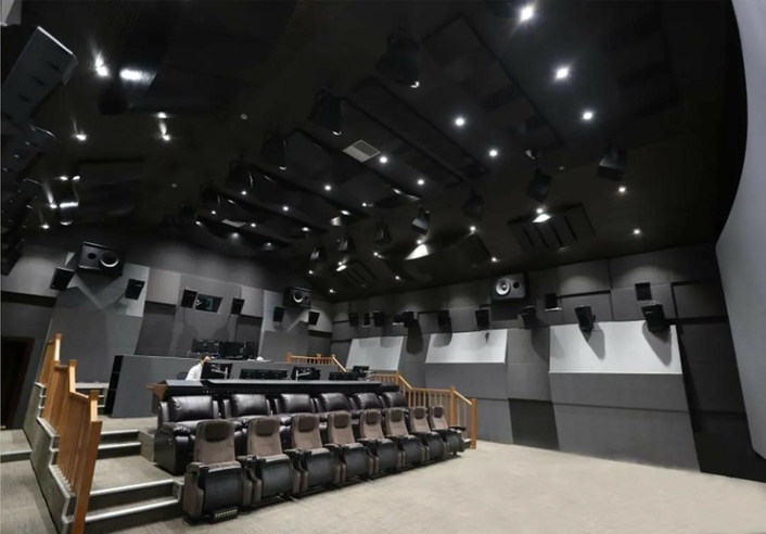 """""""He Luting"""" Starting Up, SMT Magic Digital Studio Leads 8K Panoramic Sound Film Production"""