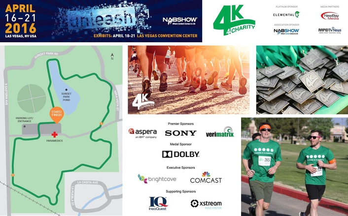 4K 4Charity Fun Run Expands Sponsor Roster with Industry Leaders