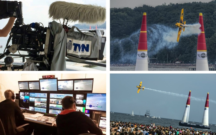 TVN and Sony: Achieving success with teamwork