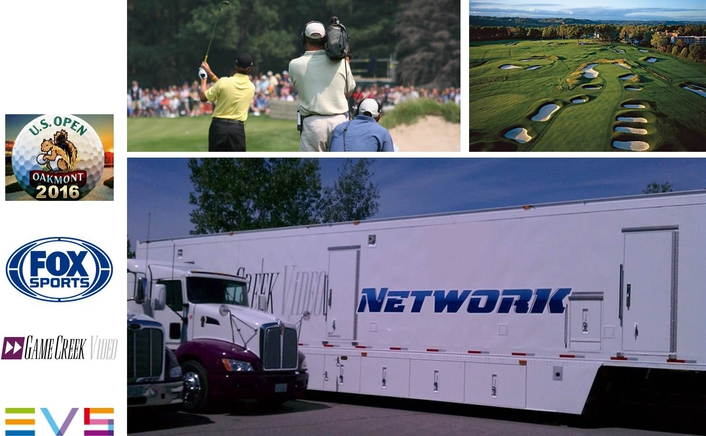 EVS solutions drive first-ever 4K coverage for the U.S. Open