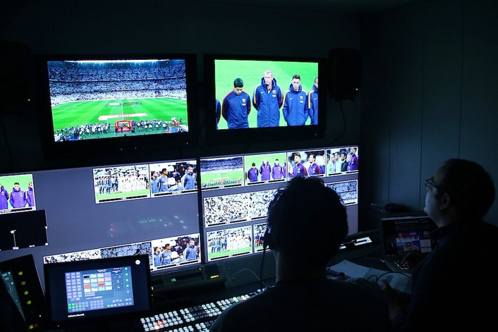 Mediapro successfully provided broadcast services for TV networks around the world as well as 90 customised feeds for the Barça-Madrid clash